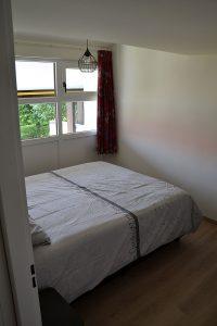 Westende vakantiewoning slaapkamer