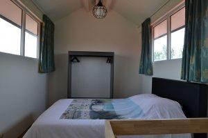 Westende vakantiewoning master bedroom